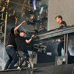 WATCH: Fan Jumps On Stage To Take Selfie With Martin Garrix