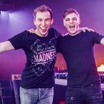 Martin Garrix and Hardwell met with cancer survivors at Untold Festival!