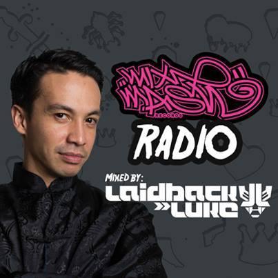 Laidback Luke Launches The Mixmash Radio SHow