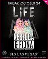 Rebecca & Fiona at LiFE Las Vegas