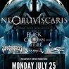 Ne Obliviscaris / Black Crown Initiate / Starkill / Warforged / Dissona at Reggies Rock Club