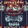 Amorphis / Swallow the Sun / Earthen / Varaha at Reggies Rock Club