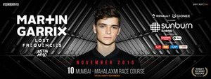 Sunburn Arena with Martin Garrix - Mumbai (Charity Performance)