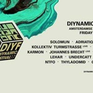 Diynamic Festival Amsterdam 2017