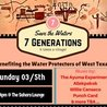 7 Generations TX Water Protectors Benefit