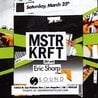 Sound present Mstrkrft (DJ Set) - Eric Sharp