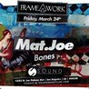 Framework presents Mat.Joe - Bones