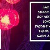 Timeless w/ Stefan Biniak, Boy Next Door, Sokool