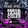 Framework presents Maya Jane Coles