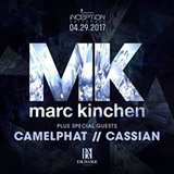MK with CamelPhat & Cassian at Exchange