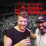 Chus & Ceballos with Ramiro Lopez & Cocodrills at Exchange
