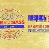 Mar 30th. Respect presents Sun And Bass On Tour @The Study