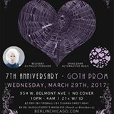 Bittersweet 7th Anniversary w/ DJ Philly Peroxide; Goth Prom