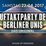 Auftaktparty der Berliner Unis– Das Original •2 Floors + Rooftop
