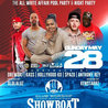 MDW Showboat Pool Party & Night Party Club Worship AC 2017