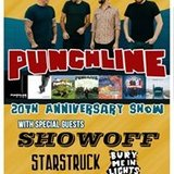 Punchline / Showoff / Starstruck / Bury Me in Lights at Reggies Rock Club