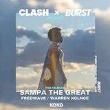 BURST x Clash: Sampa The Great / Fredwave