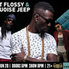Flynt Flossy and Turquoise Jeep at Brooklyn Bowl