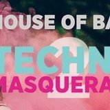 House Of Bass: Techno Masquerade 2 feat. Jerrod Samuel, David Cue + ZF DJs
