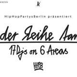 Aus der Reihe tanzen - 17 DJs on 6 Areas!