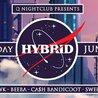 HYBRID: LOURAWK, BEEBA, CA$H BANDICOOT & SWERVEWON