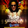 Tego Calderon Live at Fiesta Nightclub Passaic New Jersey