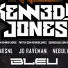 Kennedy Jones at BLEU