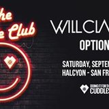 Will Clarke- The Cuddle Club at Halcyon