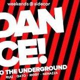 Dance To The Underground: DJ Nenazza ALL Nighter