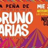 La Peña De Bruno Arias / Mie 23.08 21hs / Niceto Club