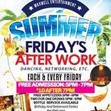 Summer Fridays at Taj Lounge