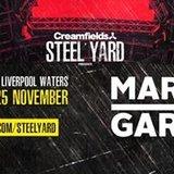 Creamfields Steel Yard presents Martin Garrix