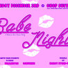 Babe Night at Chop Suey