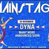 Main.Stage Invites DYNA - 25 November - Air