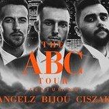 ABC Tour w/ Angelz, Bijou, Ciszak // Audio SF // Thurs. Nov 16th