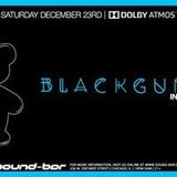BlackGummy in Dolby ATMOS at Sound-Bar Chicago