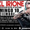Xxl Irione presenta Antifama en Niceto Buenos Aires Capital