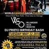 WSO Live Salsa Tuesday – DJ Prieto B-day Bash