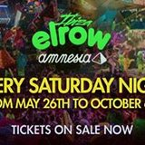Elrow Ibiza at Amnesia - August 25th