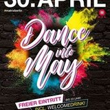 Dance into May