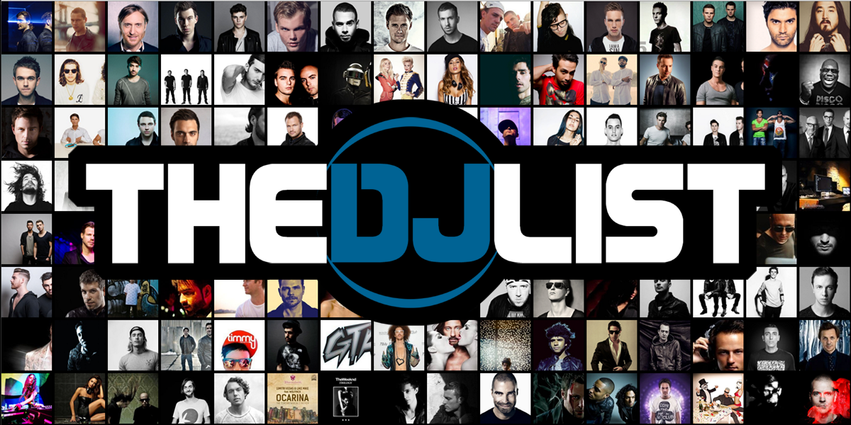 Trance DJs Ranked 1 to 50 | The DJ List