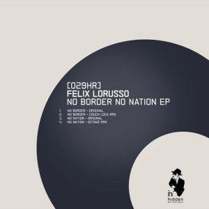No Border No Nation EP