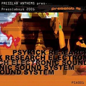 Presslab Anthems Pres. Presslaboys 2001