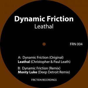 Dynamic Friction EP