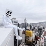 Marshmello and Bastille will be releasing a track together this Friday!