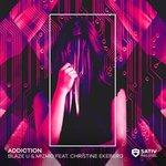 "Blaze U & Mizmo team up with Christine Ekeberg on vocals for a killer future house release on Sativ Records called ""Addiction"""