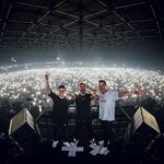 """Martin Garrix Debuts New """"ETHER"""" Show At ADE, Closes Set With B2B From David Guetta & Tiësto"""