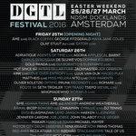 DGTL Festival Announces Full 2016 Line Up; Tickets on Sale Now