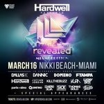 Hardwell's Own REVEALED RECORDS Live At Nikki Beach