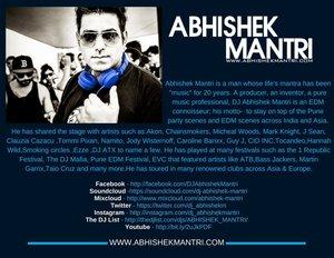 ABHISHEK MANTRI